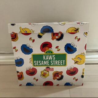 セサミストリート(SESAME STREET)のKAWS UNIQLO セサミ ストリート コンプリートBOX カウズ ユニクロ(ぬいぐるみ)