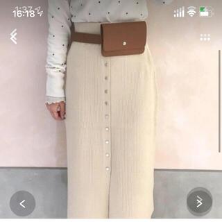 フーズフーチコ(who's who Chico)のフーズフーチコ  スカート(ひざ丈スカート)