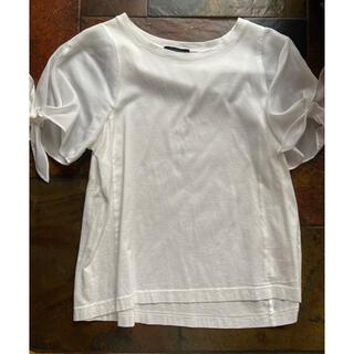 バーニーズニューヨーク(BARNEYS NEW YORK)のバーニーズニューヨーク Tシャツ カットソー トップス(Tシャツ(半袖/袖なし))