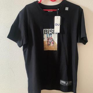 ジーユー(GU)のBiSH GUグラフィックTシャツ サイズ S 新品 未着 (Tシャツ/カットソー(半袖/袖なし))