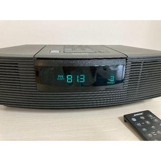 ボーズ(BOSE)のBOSE Wave Radio/CD Music System(ボーズウェーブ)(スピーカー)