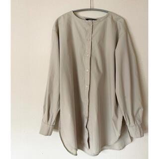 Techichi - Lugnoncure ノーカラーシャツ