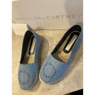 Stella McCartney - ステラマッカートニー  エスパドリーユ ロゴ