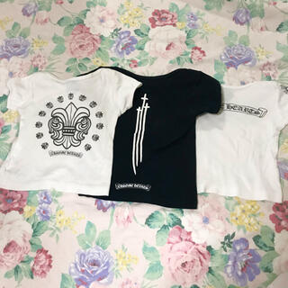 クロムハーツ(Chrome Hearts)のクロムハーツ ベビー キッズTシャツ 3枚セット(Tシャツ)