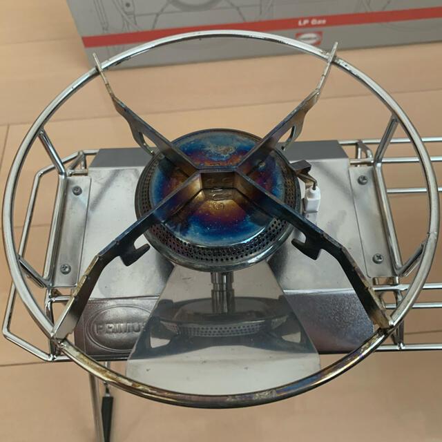 PRIMUS(プリムス)のプリムス  p-251 ツーバーナー スポーツ/アウトドアのアウトドア(ストーブ/コンロ)の商品写真