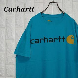 carhartt - カーハート Tシャツ 半袖 ビッグロゴ ゆるダボ