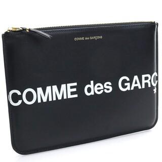コムデギャルソン(COMME des GARCONS)のコムデギャルソン ポーチ SA5100HL COWHIDE 1 BLACK (その他)