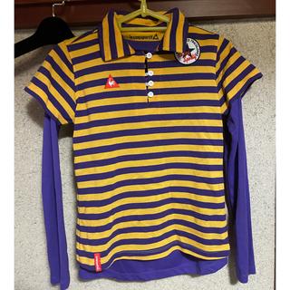 ルコックスポルティフ(le coq sportif)のポロシャツ インナー付き(ポロシャツ)