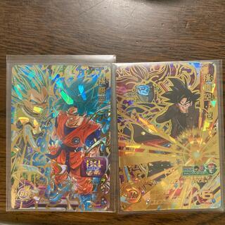 バンダイ(BANDAI)の孫悟空ゼノUMP-16、孫悟空UMP-17  ドラゴンボールヒーローズ(シングルカード)