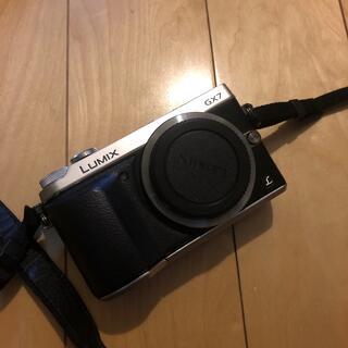 Panasonic - LUMIX GX7 ボディ