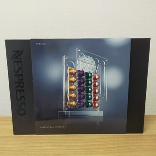 ネスレ(Nestle)のネスプレッソ カプセルディスペンサー(収納/キッチン雑貨)