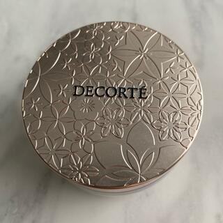 COSME DECORTE - 【DECORTE】コスメデコルテ フェイスパウダー