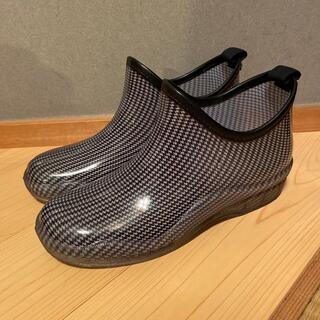 レインブーツ LL 24㎝〜 長靴 ショートブーツ