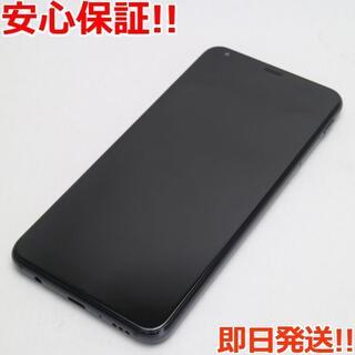 エルジーエレクトロニクス(LG Electronics)の新品同様 L-01L LG style2 ブラック (スマートフォン本体)