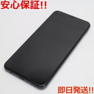 エルジーエレクトロニクス(LG Electronics)の超美品 L-01L LG style2 ブラック (スマートフォン本体)