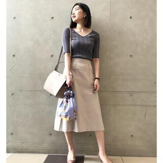ROPE - 【定価¥15,400】トラペーズポケットスカート
