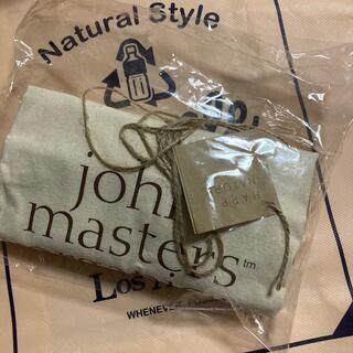 ジョンマスターオーガニック(John Masters Organics)のジョンマスターオーガニック エコバッグ(エコバッグ)