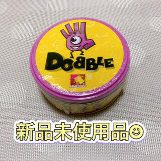 DOBBLE ドブル カードゲーム spot it  缶付属 知育(その他)