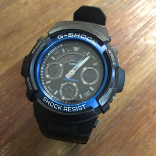 G-SHOCK - CASIO G-SHOCK 腕時計 AW591
