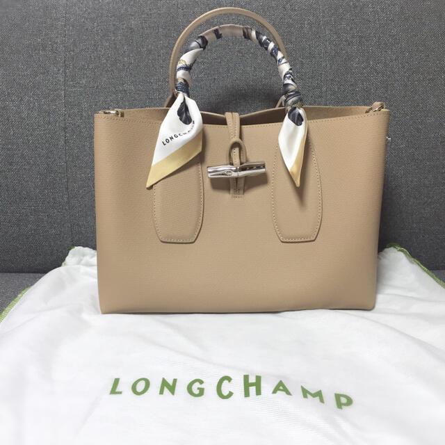 LONGCHAMP(ロンシャン)のロンシャン/2WAYバッグ ロゾ レディースのバッグ(ハンドバッグ)の商品写真