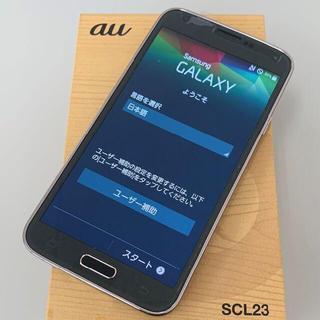 GALAXY S5 SCL23 Pink au(スマートフォン本体)