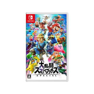 Nintendo Switch - 未開封 新品 大乱闘スマッシュブラザーズ SPECIAL