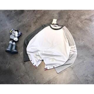 トムブラウン(THOM BROWNE)のThom Browne  B-1015(Tシャツ/カットソー(七分/長袖))