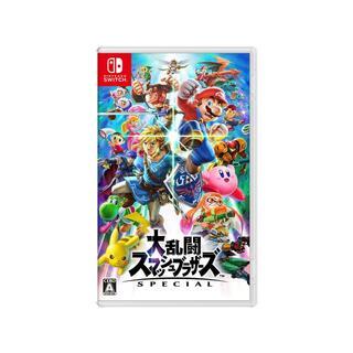 Nintendo Switch - 新品 未開封 大乱闘スマッシュブラザーズ SPECIAL  ..