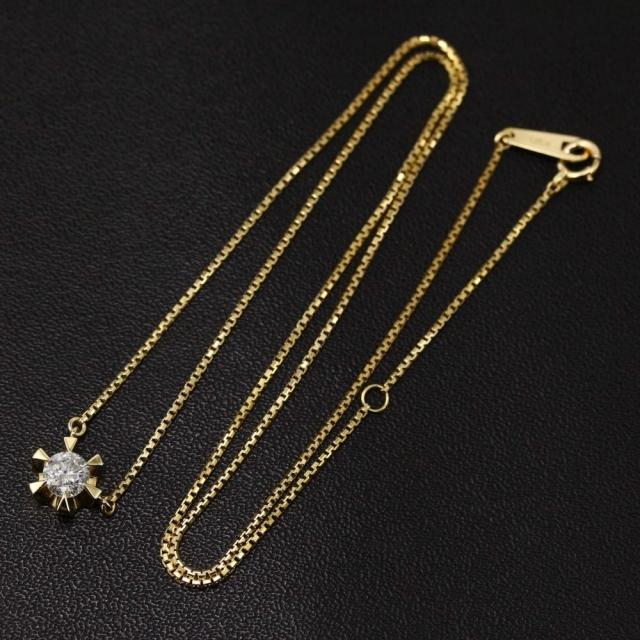 ジュエリーマキ(ジュエリーマキ)のジュエリーマキ  ダイヤモンド ネックレス・ペンダント レディースのアクセサリー(ネックレス)の商品写真