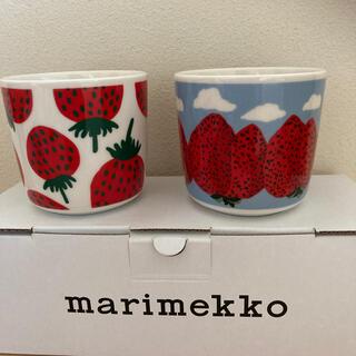marimekko - マリメッコ ラテマグ マンシッカ マンシッカヴォレット
