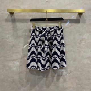 シャネル(CHANEL)の21SS 春夏先取り【CHANEL】シャネル スカート CCマーク(ミニスカート)
