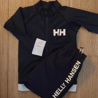 HELLY HANSEN - ヘリーハンセン キッズ水着上下