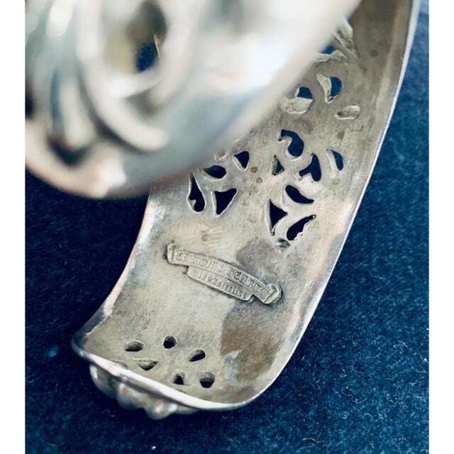 Chrome Hearts(クロムハーツ)のゆうyou129様専用☆Chrome hearts ワイドカフ(silver) メンズのアクセサリー(ブレスレット)の商品写真