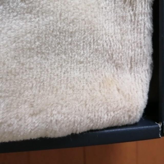 BURBERRY(バーバリー)の【未使用】バーバリー シール織綿毛布 インテリア/住まい/日用品の寝具(毛布)の商品写真