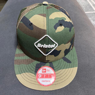 F.C.R.B. - Bristol CAP  fcrb ブリストル キャップ 帽子 SOPH 迷彩