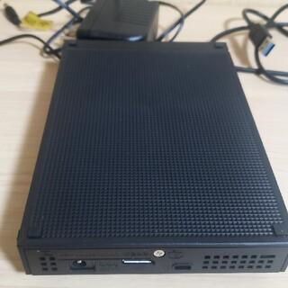 IODATA - I・O DATA EX-HD2CZ 未使用 2TB アイオーデータ HDD