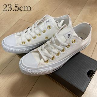 CONVERSE - 新品 コンバース 23.5cm ホワイト オールスター