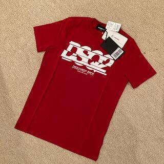 ¥16,280 新品[DSQUARD2]キッズ10Y Tシャツ