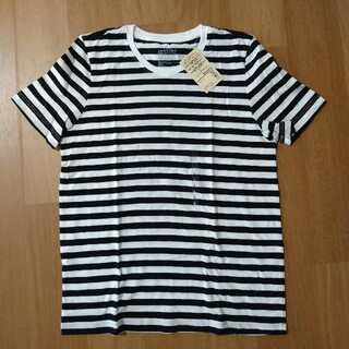 MUJI (無印良品) - 無印良品 クルーネック 半袖Tシャツ L
