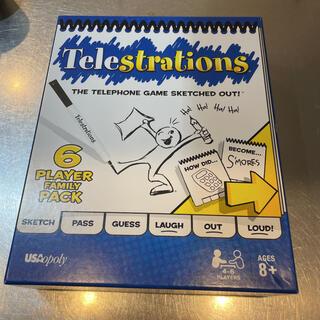 テレストレーション(Telestrations)ボードゲーム【英語版】(その他)