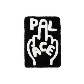 Supreme - Palace Finger Up Rug Black