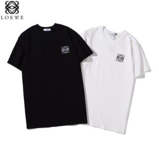 LOEWE - [LOEWE]  刺繍ロゴ人気 Tシャツ