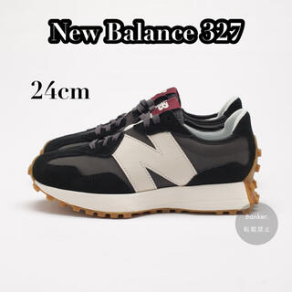 New Balance - 【新品/24】New Balance WS327 327 スニーカー