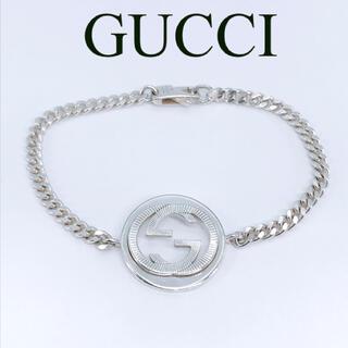 Gucci - グッチ インターロッキングG 喜平チェーン ブレスレット Ag925 シルバー