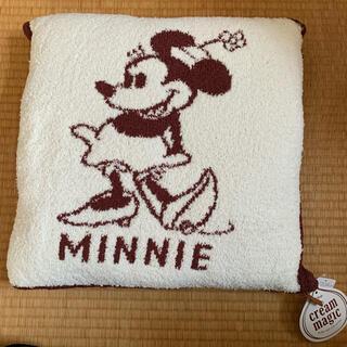ディズニー(Disney)のcream magic 中材入りクッション MINNIE(クッション)