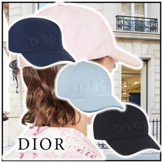 Dior - Dior キャップ 【定価68000円】