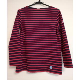 オーシバル(ORCIVAL)のorcivalオーシバルバスクシャツ(カットソー(長袖/七分))