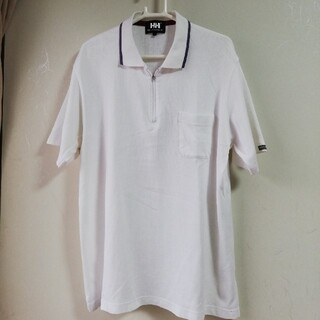 H/H半袖ポロシャツL  (ポロシャツ)
