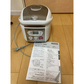 炊飯器 3.5号 サンヨー sanyo