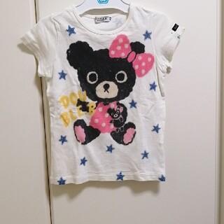 DOUBLE.B - ダブルB Tシャツ 110
